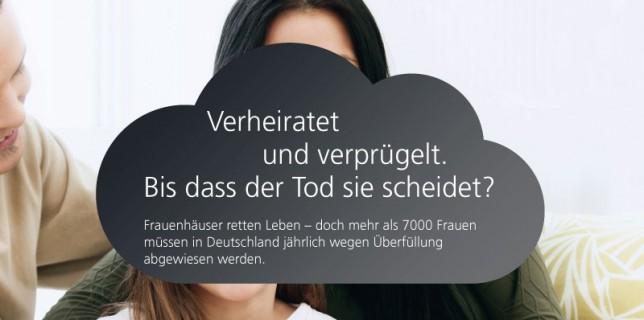 Schwere Wege leicht machen! Kampagne der Frauenhauskoordinierung (FHK) und der Zentralen Informationsstelle autonomer Frauenhäuser (ZIF).