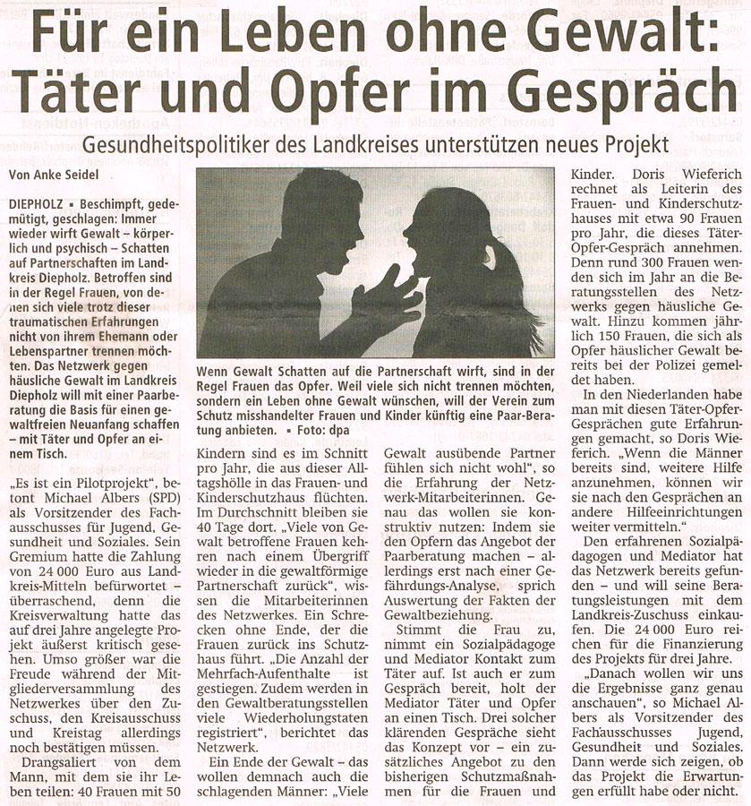 Diepholzer Kreisblatt, 23.06.2015