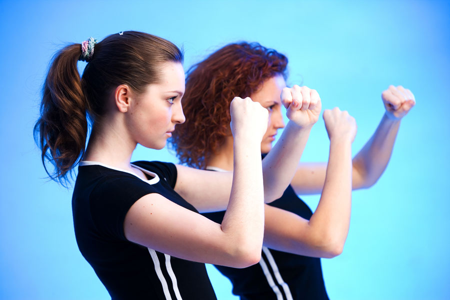 Wendo für Mädchen. Foto: © Franz Pfluegl · Fotolia.com