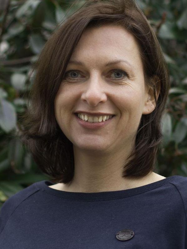 Manuela Grambart-Fiefeick, Mitarbeiterin der Beratungsstelle für Frauen und Mädchen in Syke