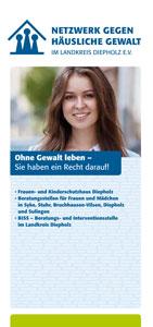 Beratungsangebote im Landkreis Diepholz zum Thema Häusliche Gewalt
