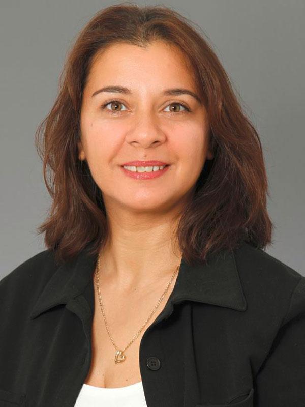 Ioana Elena Lunka, neue Mitarbeiterin im Team seit Juni 2020