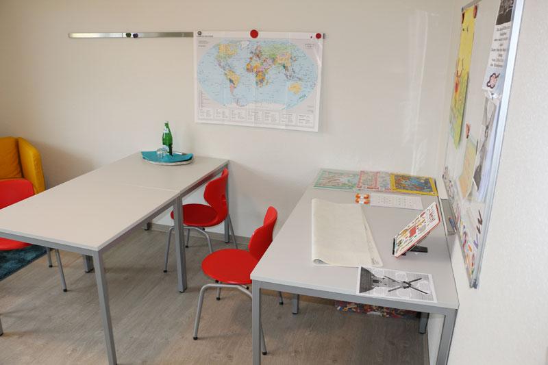 Hausaufgabenzimmer